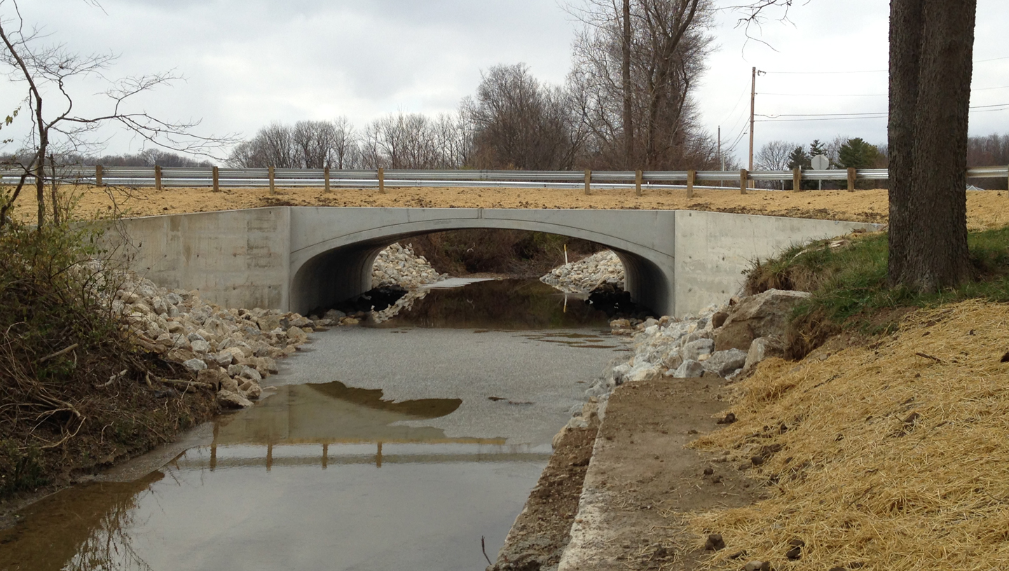 Upper Valley Bridge Construction Management