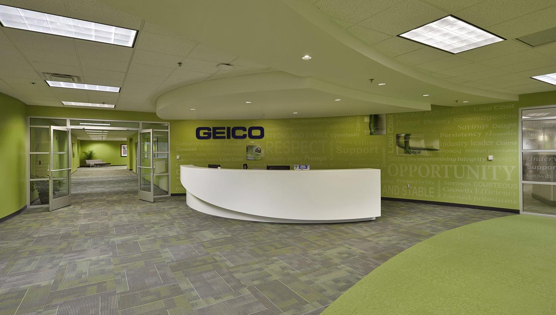 Geico Regional Service Center American Structurepoint