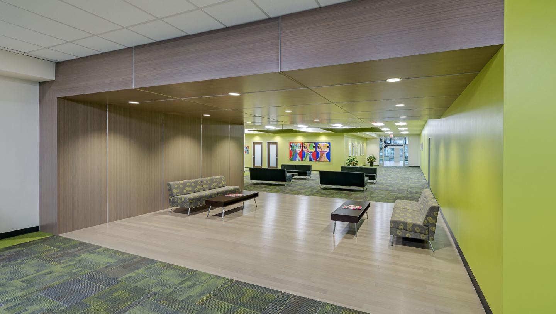 Geico Mason Creek Office Center | American Structurepoint