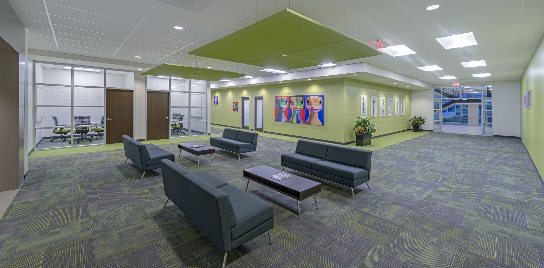 Geico Mason Creek Office Center American Structurepoint