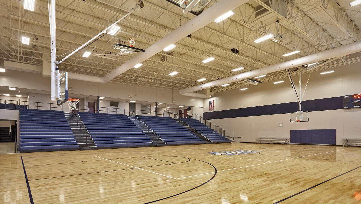 Gymnasium Expansion, Perry Heights Middle School
