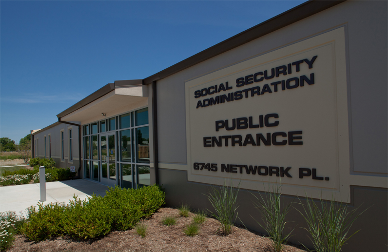 GSA Social Security Administration Building, INTECH Park