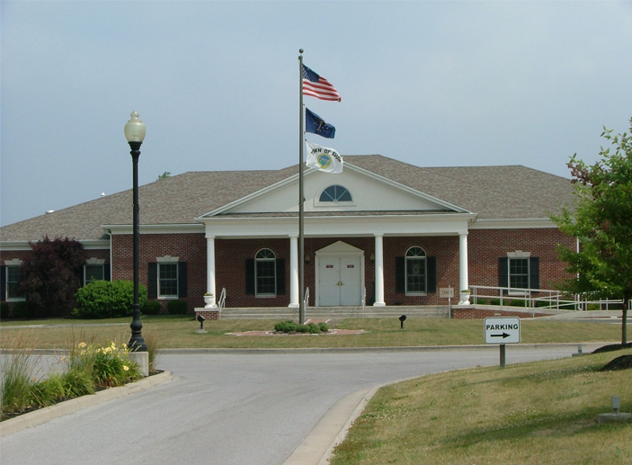 Avon Town Hall and Police Station