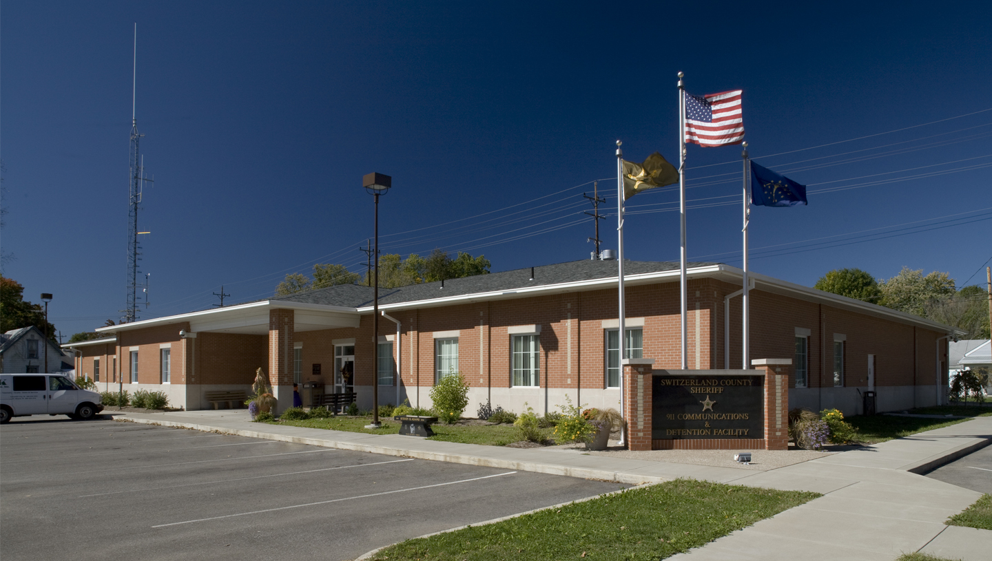 Sheriff Communications Detention Facility American