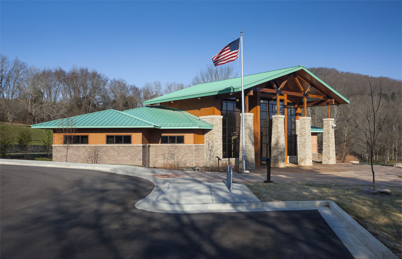 Cordell-Hull Visitor Center