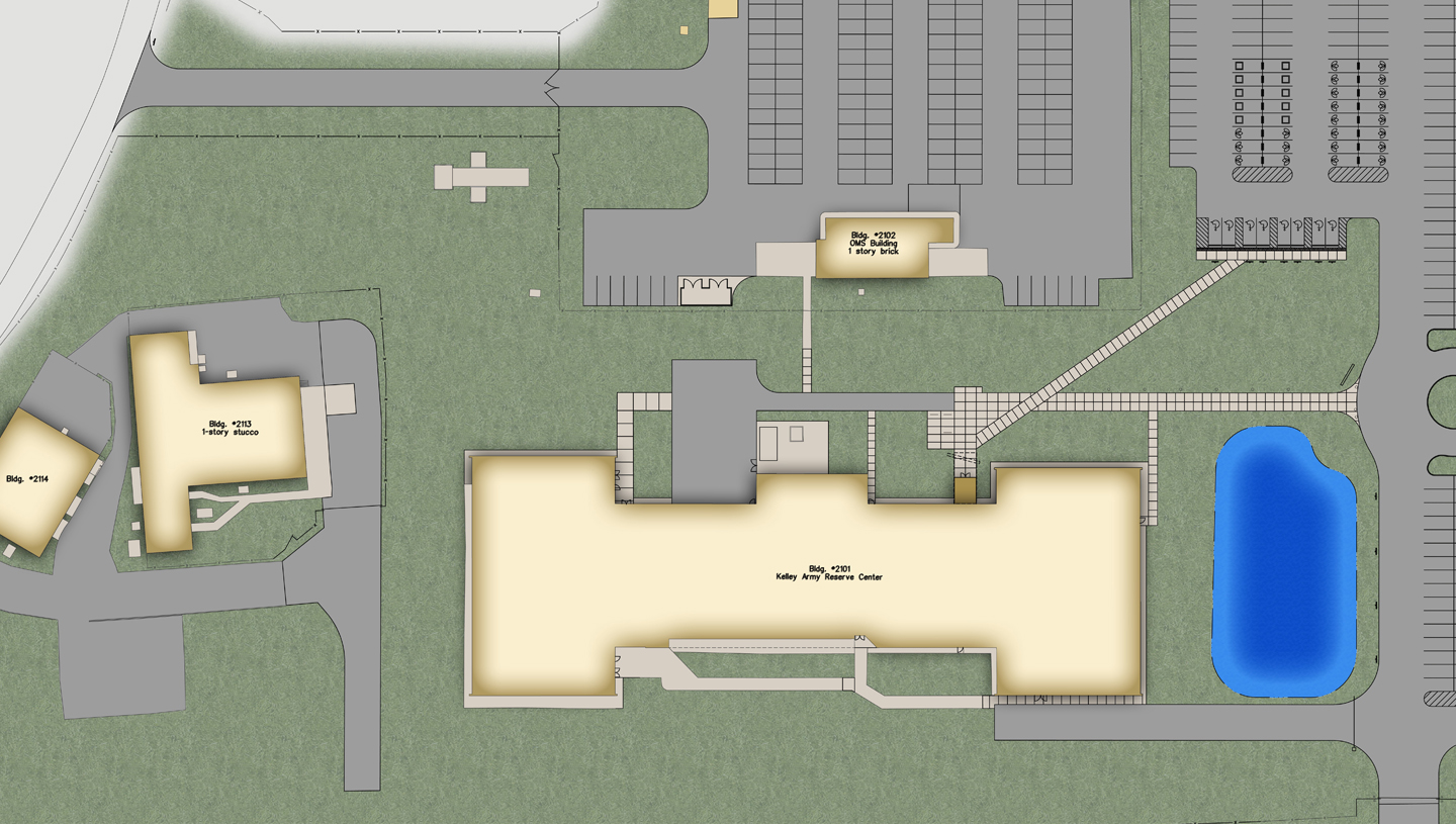 Kelley Reserve Center Building Renovation