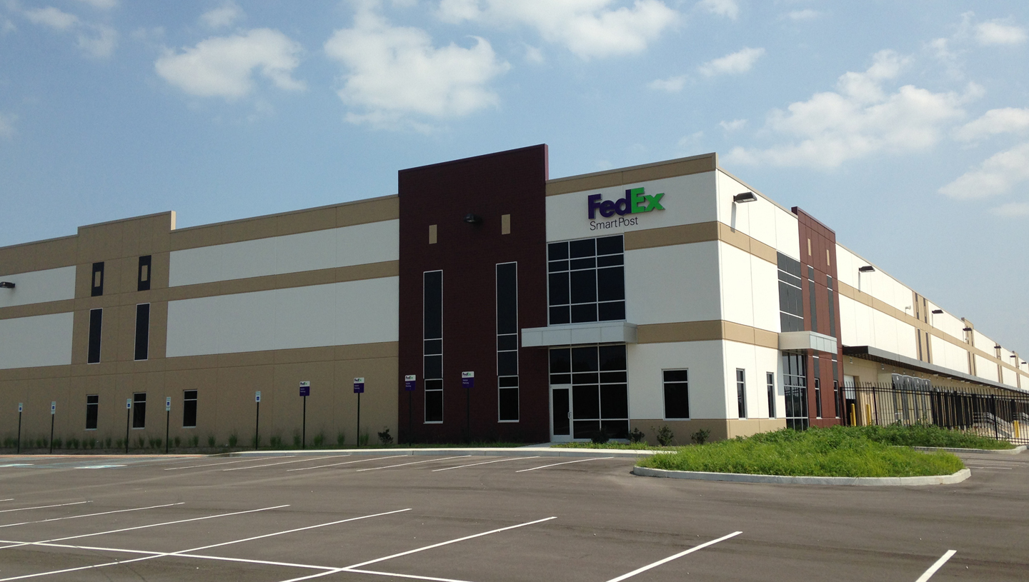 FedEx Ameriplex Building