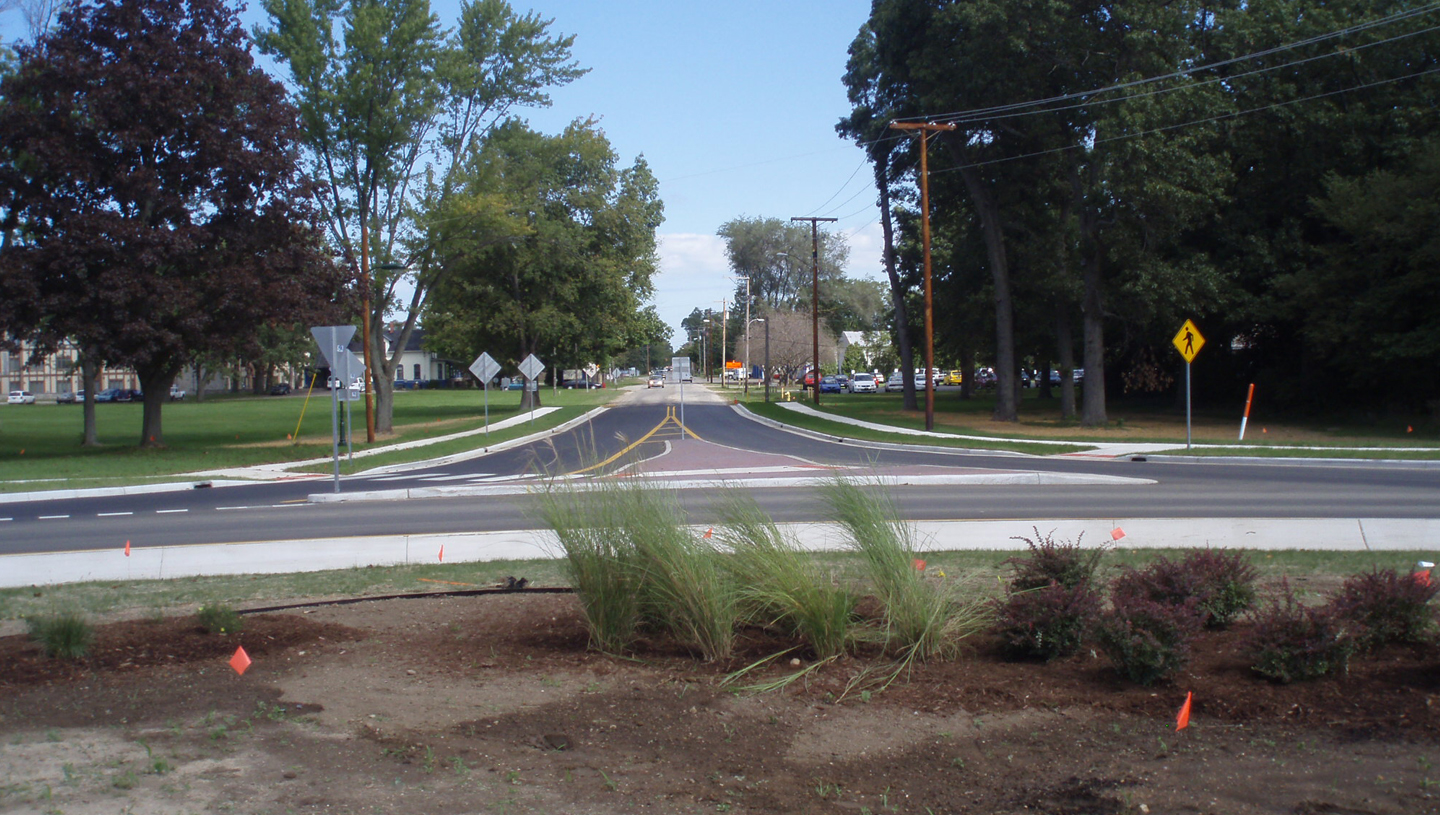 Hively Avenue Reconstruction