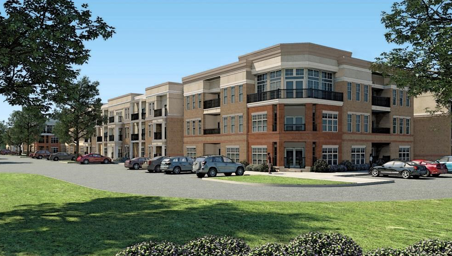 The Flats at Fishers Marketplace Apartments