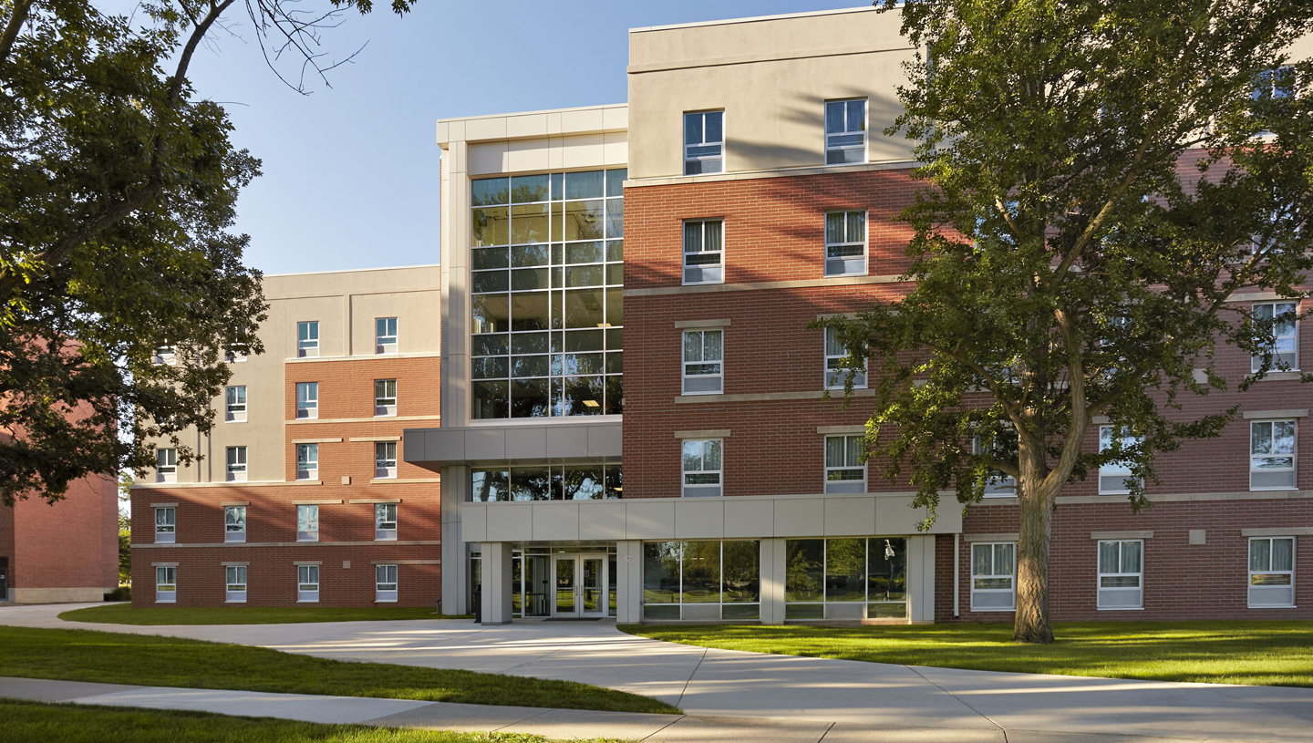 University of Indianapolis Roberts Residence Hall