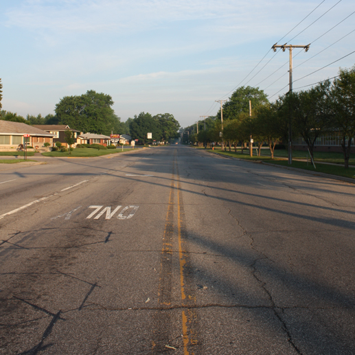 Central Avenue Reconstruction from County Line Road to Willowcreek