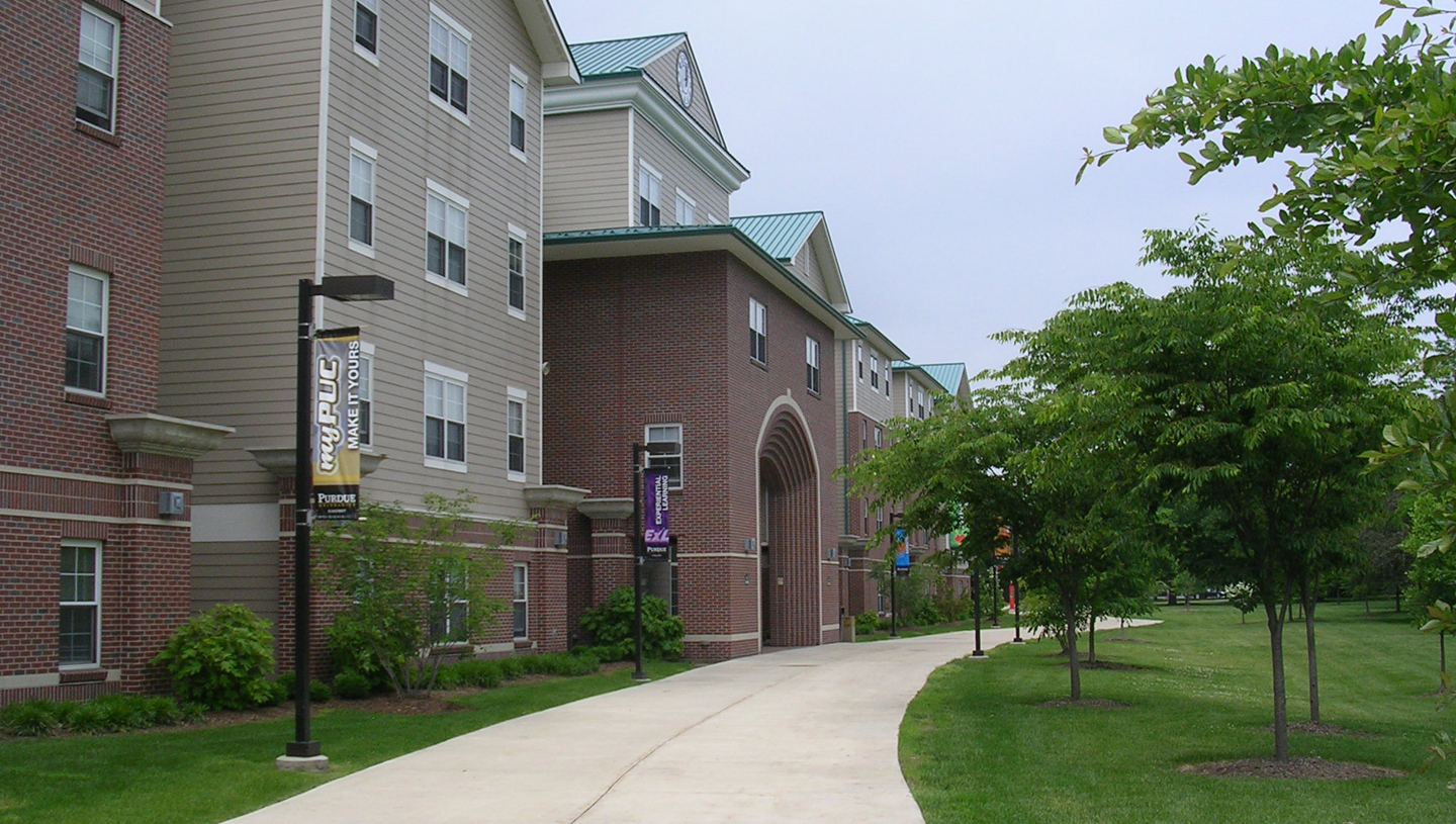 Purdue-Calumet Student Housing
