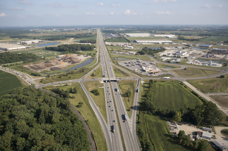 I-65 Boone County Added Travel Lanes Design-Build