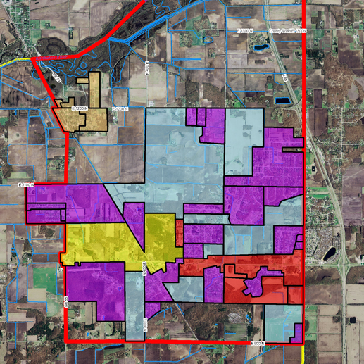 Roselawn Area Water and Wastewater Master Plan