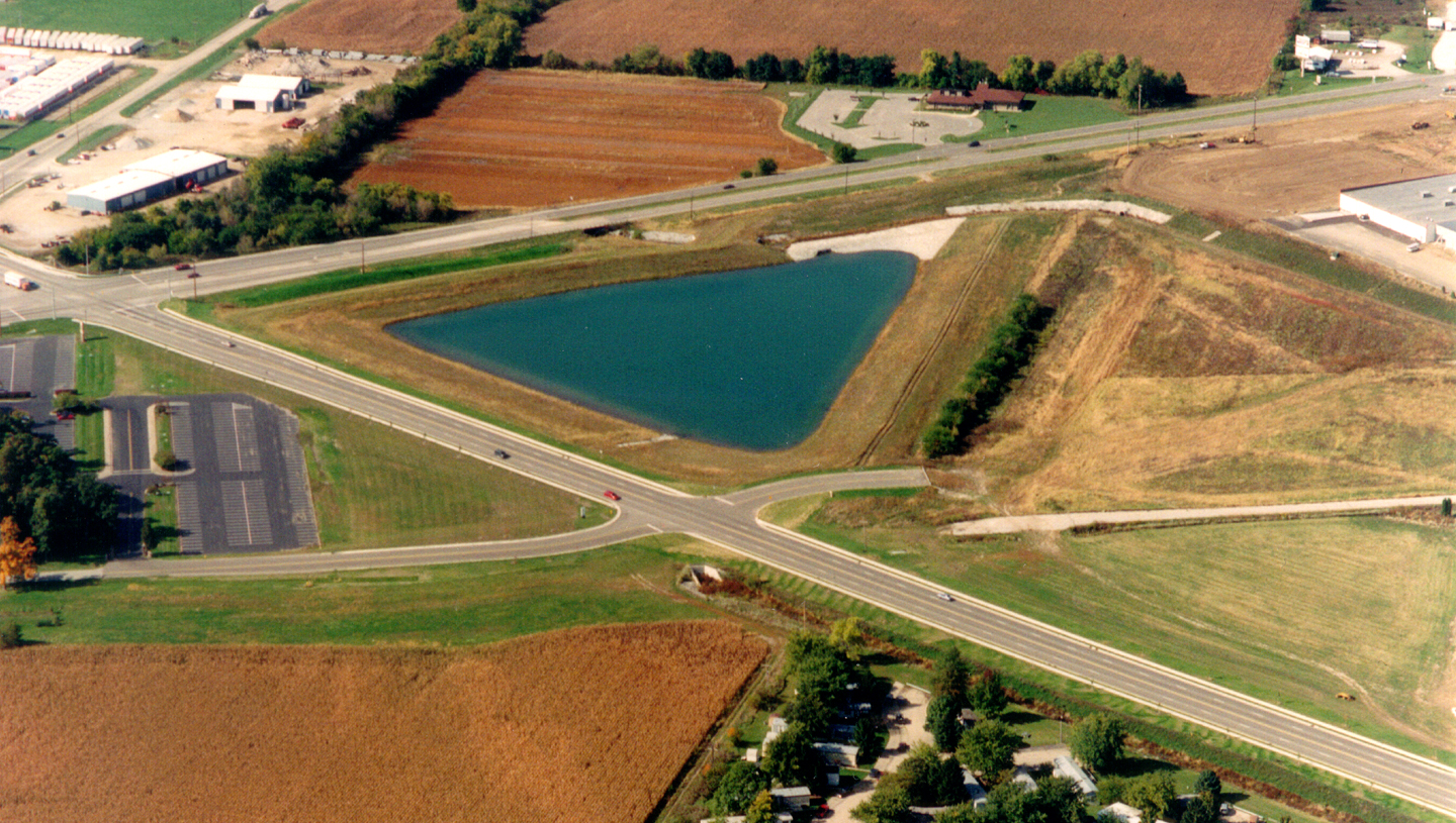 Wilson Branch Flood Control Reservoir
