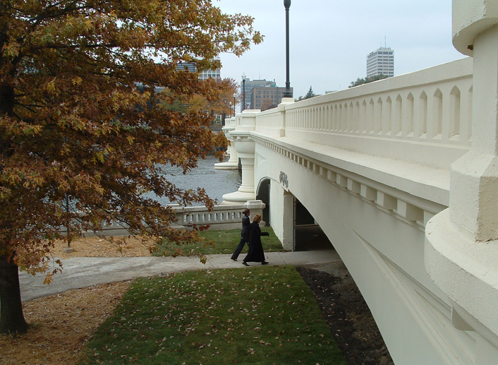Jefferson Boulevard over St. Joseph River Bridge