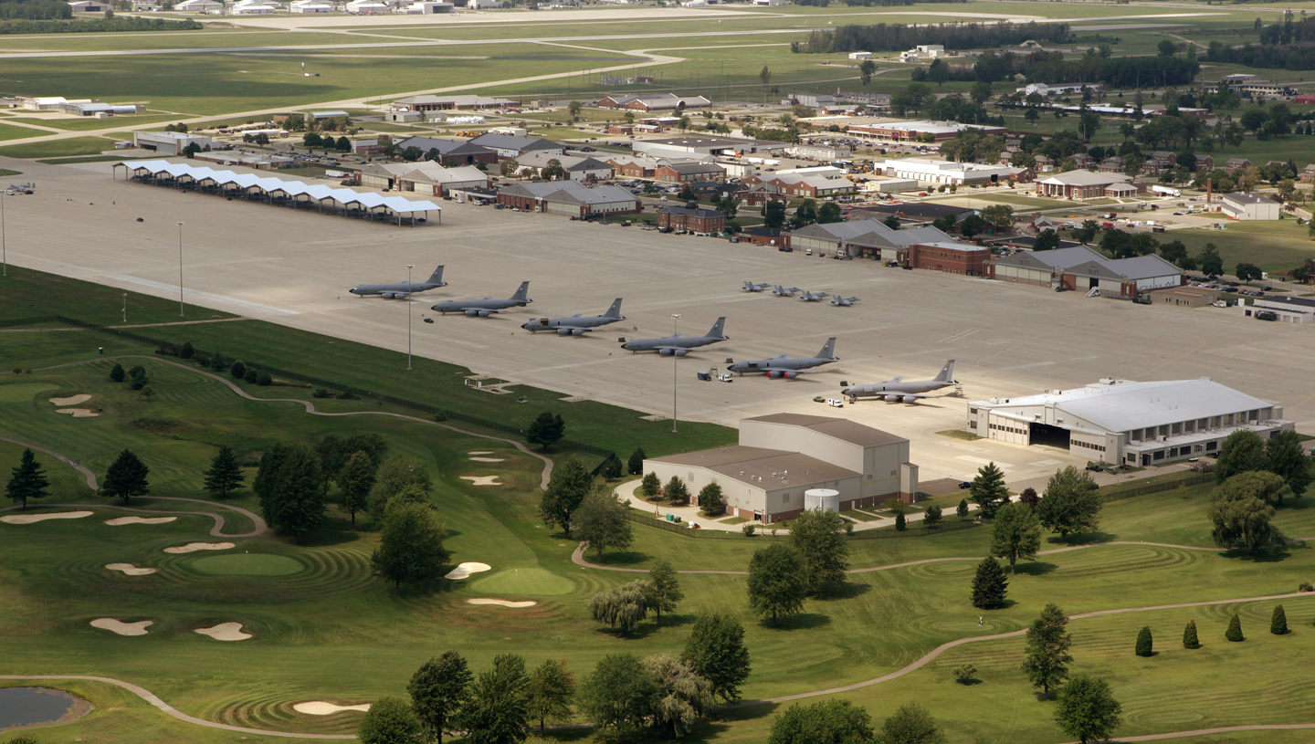 IDIQ A/E Services Selfridge Air National Guard Base