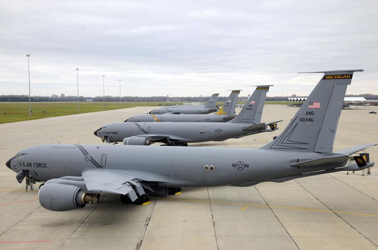 Selfridge Air National Guard American Structurepoint