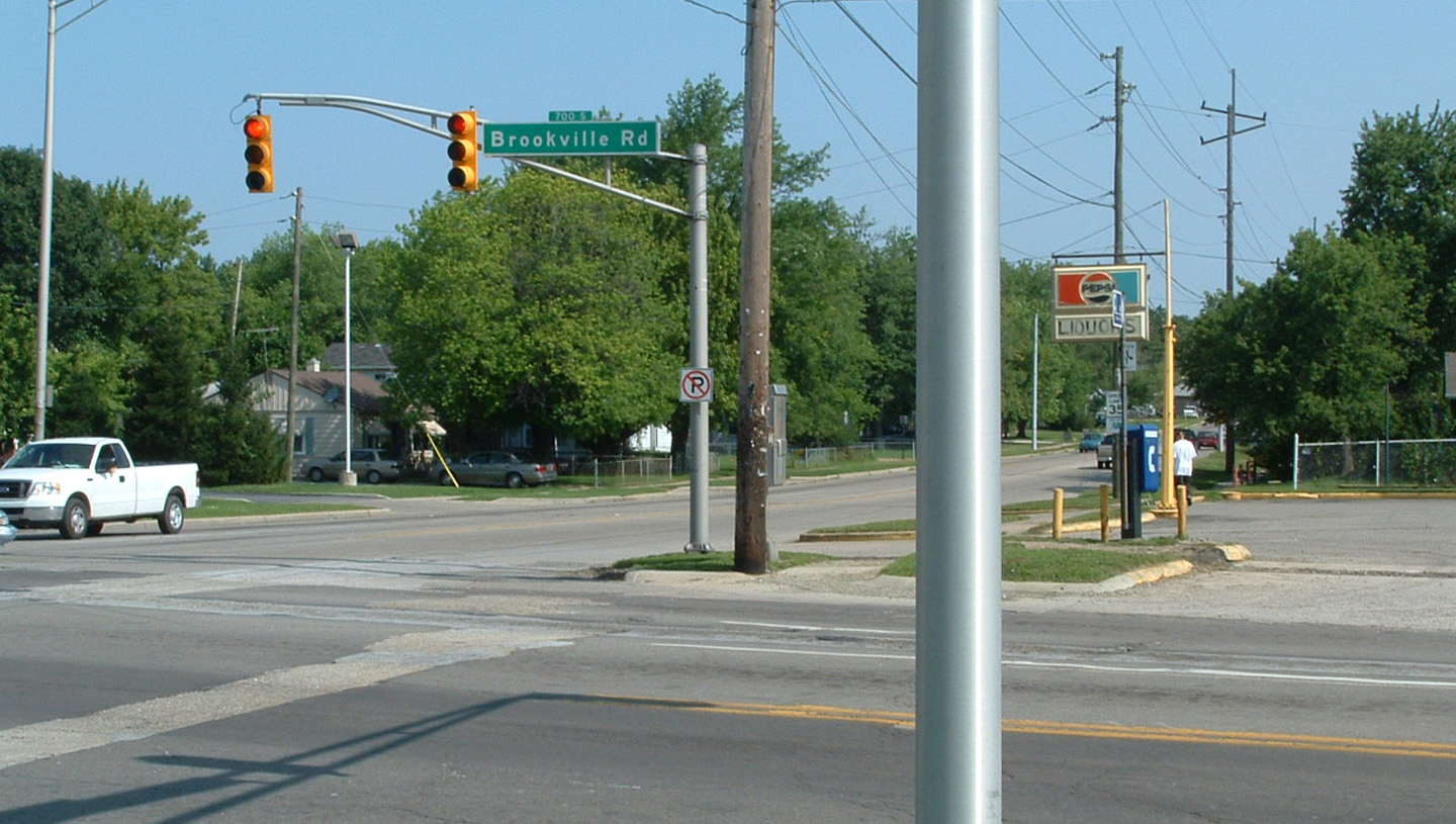 Prospect/English/Brookville Traffic Signal System
