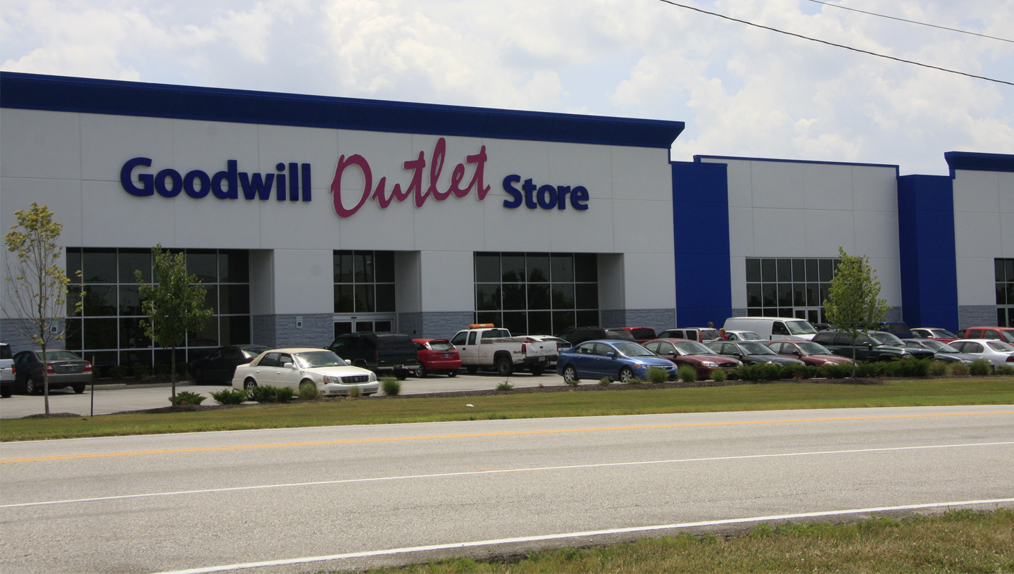 Goodwill Outlet Store American Structurepoint