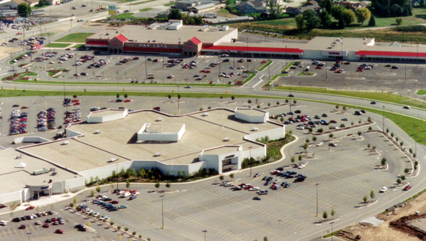 Tippecanoe Mall Expansion