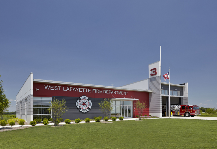 Fire Station No. 3, Purdue Research Park