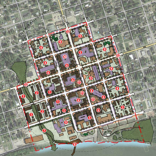 Mount Vernon Downtown Redevelopment Plan