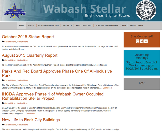 Wabash Strategic Investment Plan