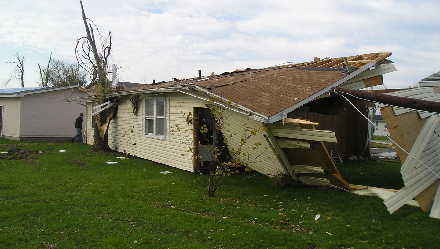 Tornado Damage Evaluations