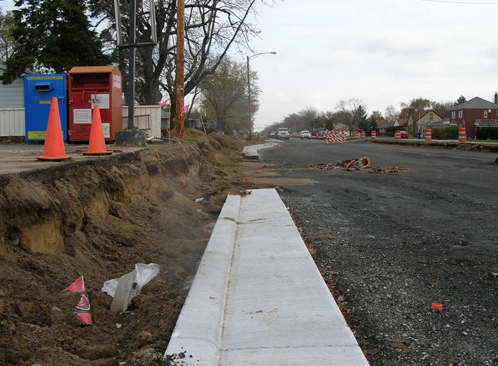 169th Street Rehabilitation