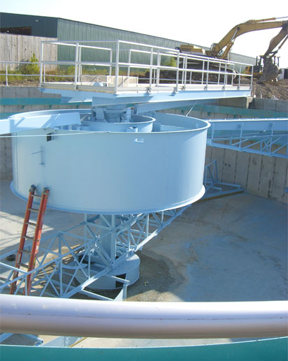 Wastewater Treatment Plant Expansion IV