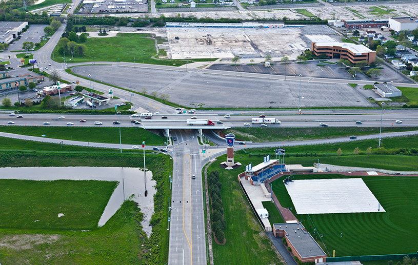 MOT-75-11.01 (Phase Ib) I-75/US 35 Urban Interchange Widening