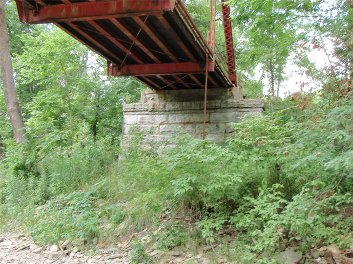Dearborn County Bridge Number 55 – Bridge Replacement