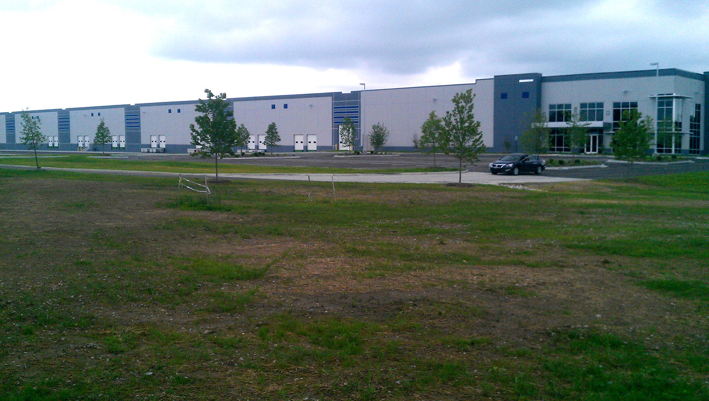 IDI World Connect Building 1 at Ameriplex