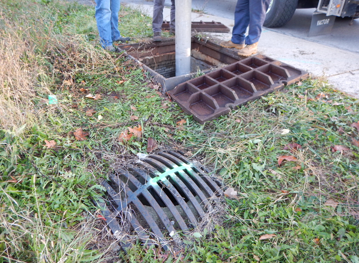 40th and Butler Avenue Drainage Improvements