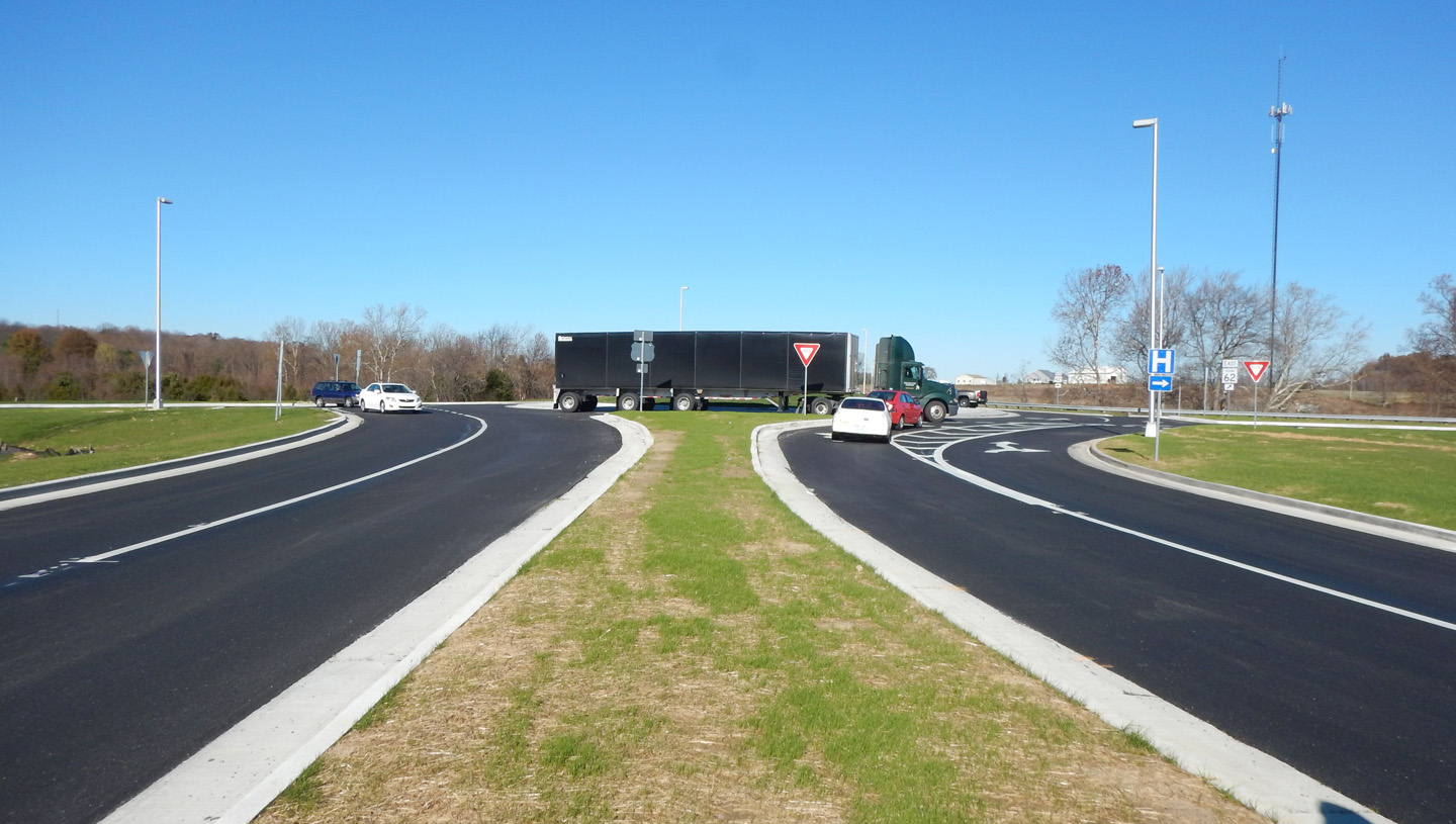 US 421 at SR 62 Intersection Improvements