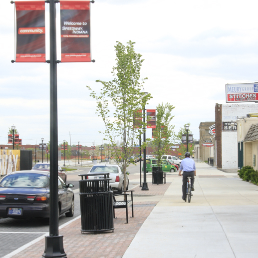 Speed Zone Redevelopment Master Plan