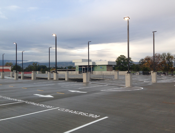 Veterans Affairs Parking Structure, Grand Junction VA Medical Center