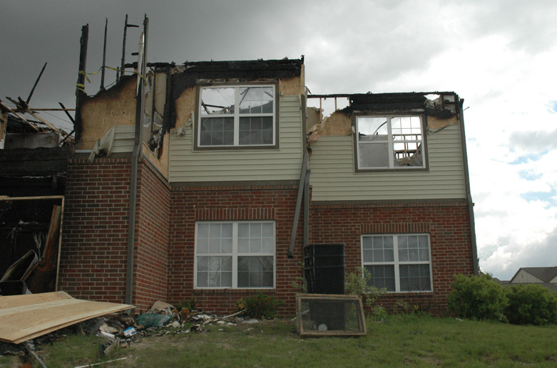 Gateway Crossing Apartment Fire Investigation