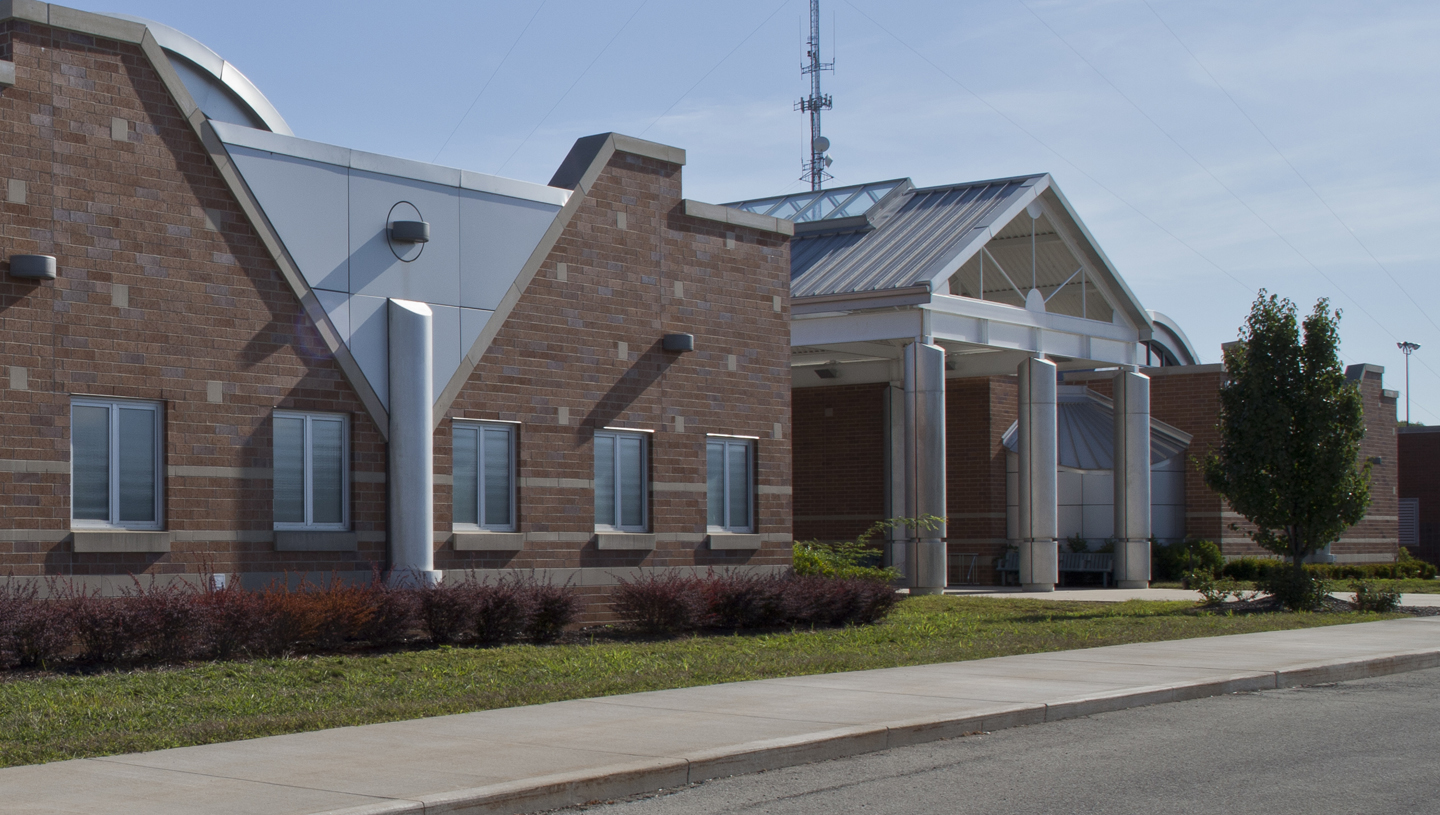 Hamilton County Juvenile Detention Facility   American Structurepoint