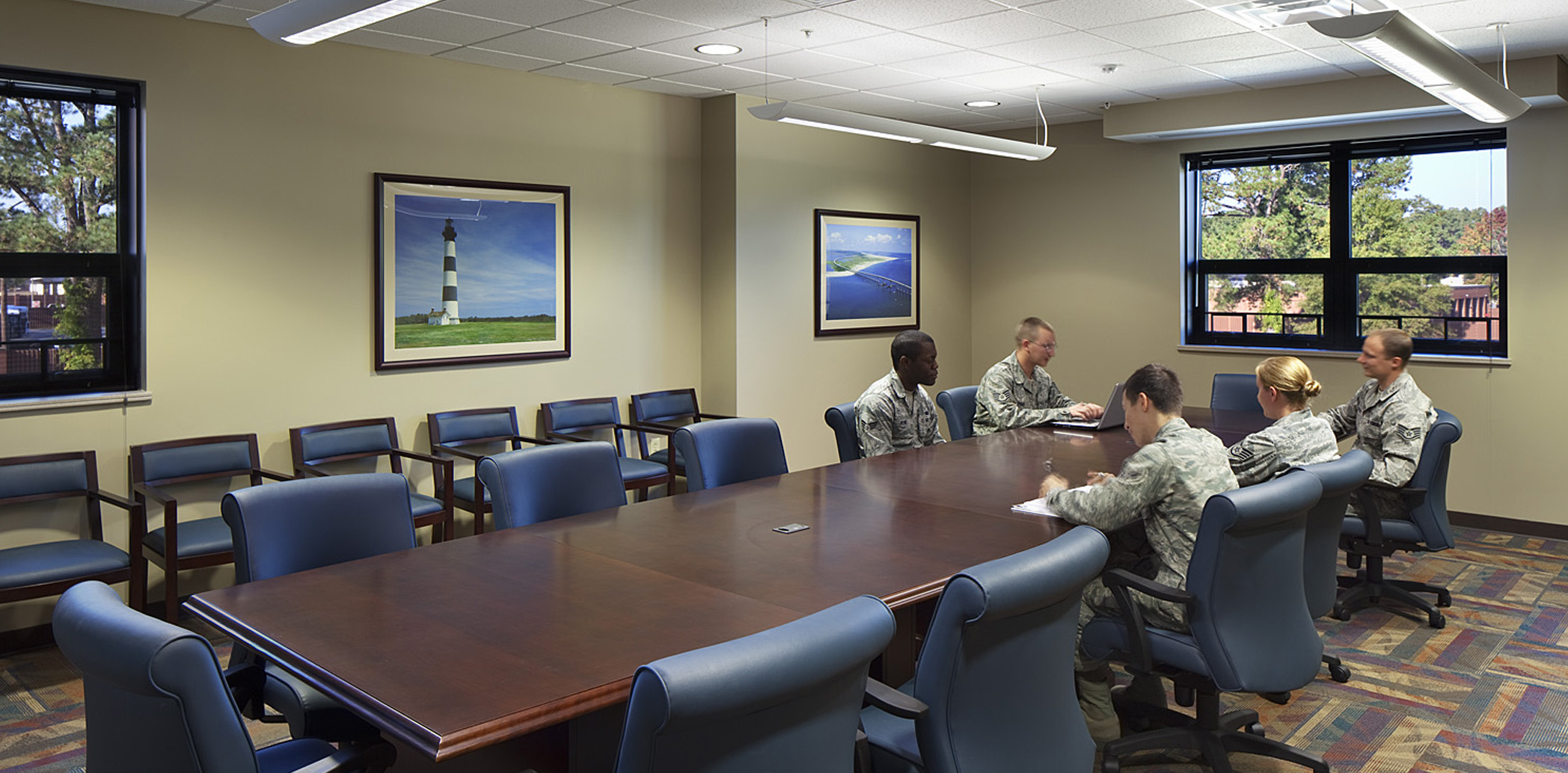 Consolidated Support Center, Seymour Johnson Air Force Base