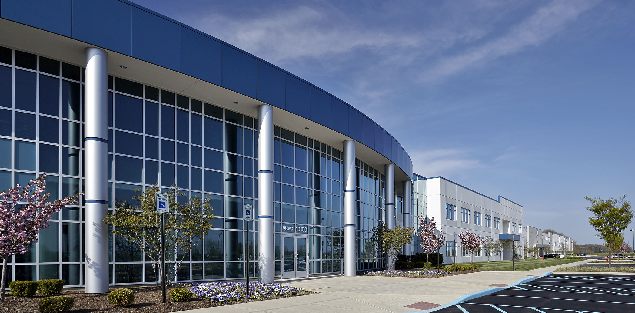 Smc Manufacturing Expansion American Structurepoint