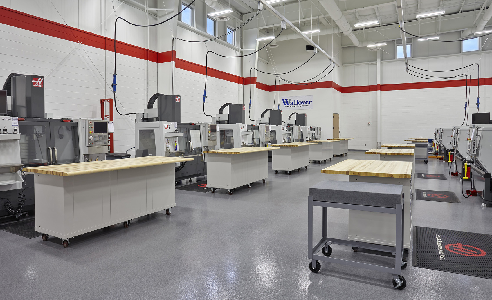 Gene Haas Education and Training Center