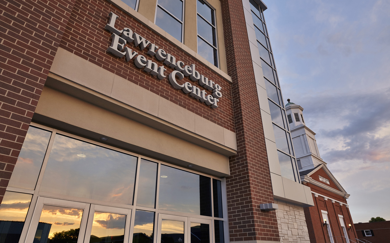 Doubletree Hotel and Lawrenceburg Event Center