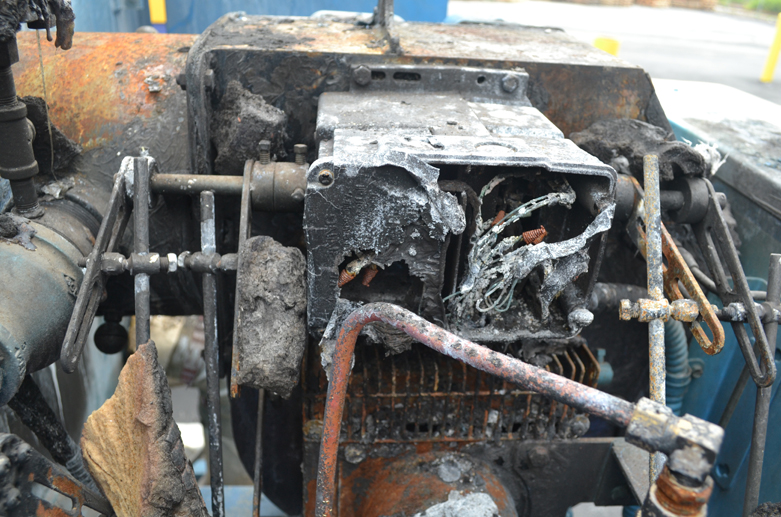 Boiler Fire Investigation