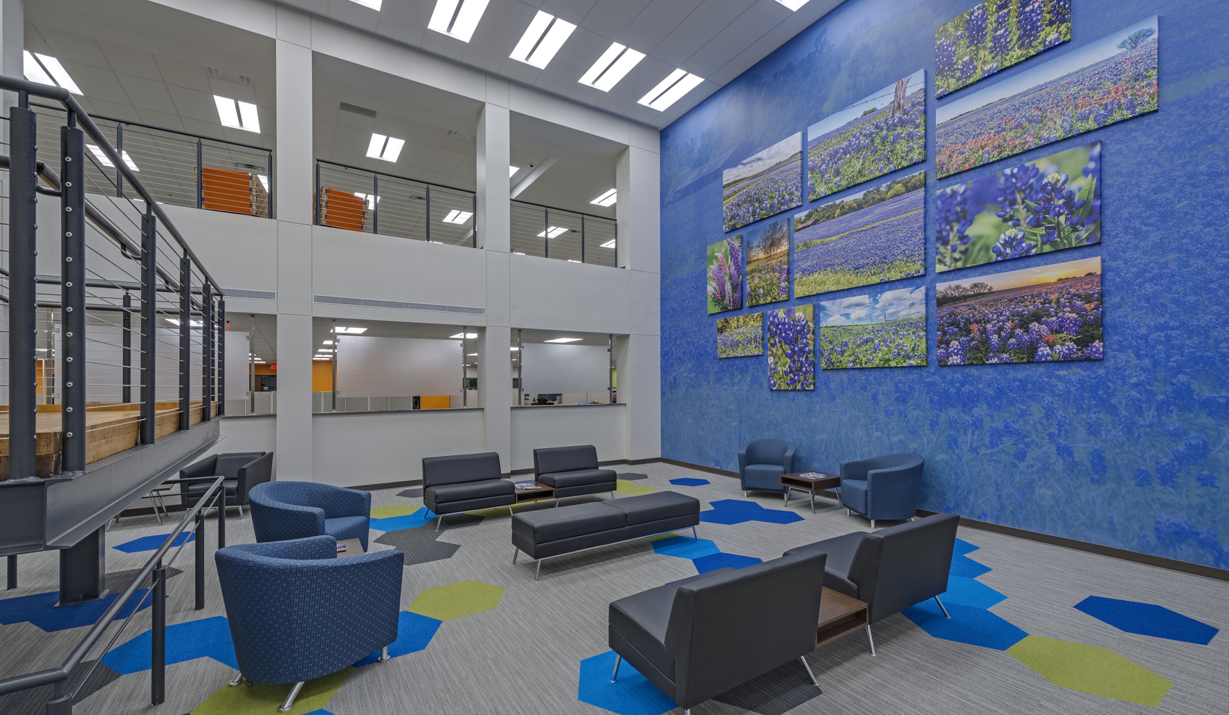 Richardson Geico Office Renovation