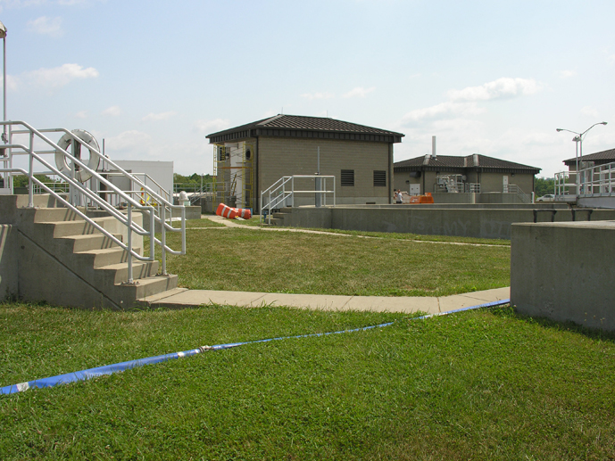 South Dearborn Regional Sewer District Wastewater Treatment Plant
