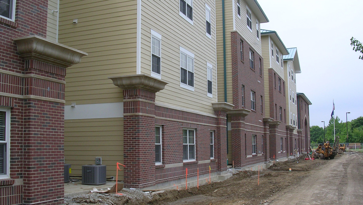 Purdue University-Calumet Student Housing, Phase II