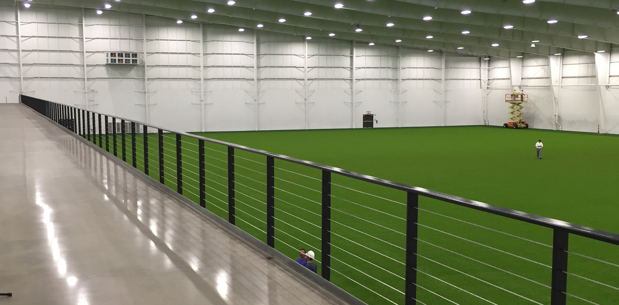 Grand Park Indoor Soccer Facility