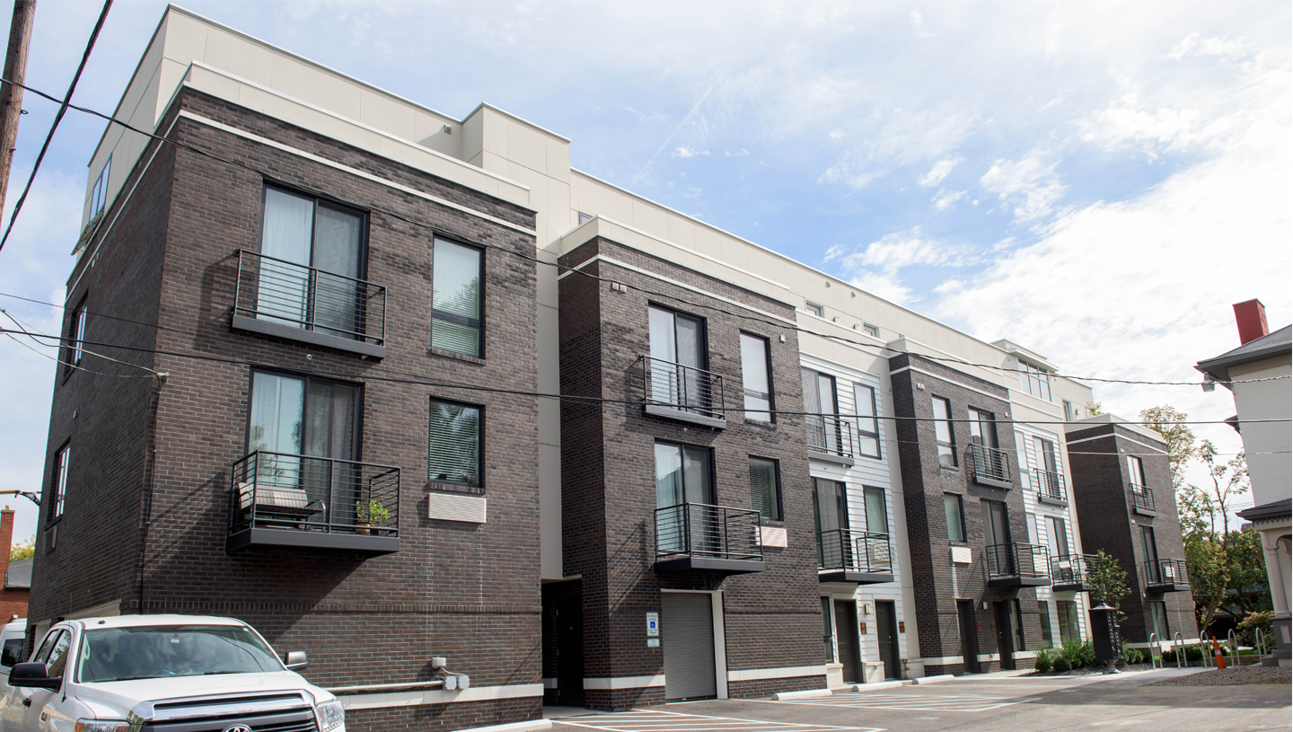 West Third Street Townhomes